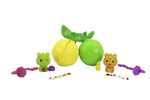 Bananas 36030 Lemon & Lime - Juego de 2 Piezas (2 Juegos de 12 Piezas Cada uno), diseño de limón o Lima