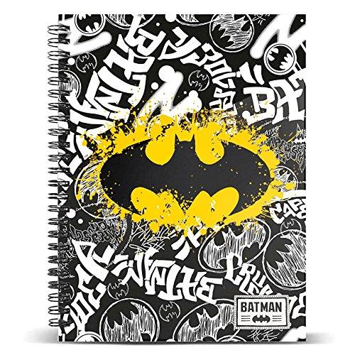 Batman- Libretas y Cuadernos, (Karactermania KM-37598)