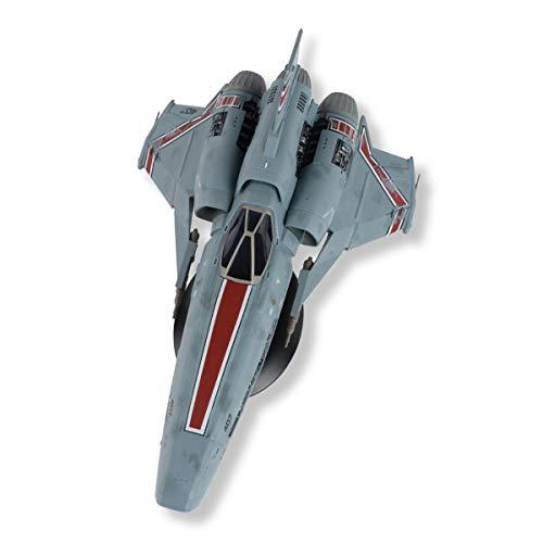 Battlestar Galactica Colección de Naves espaciales de la Serie Nº 15 Blood and Chrome Viper (27 cms)