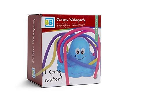Buiten speel Pulpo Waterparty