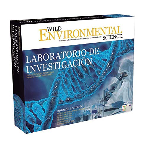 Cefa Toys Wild Environmental Science: Laboratorio DE INVESTIGACIONES (21848)