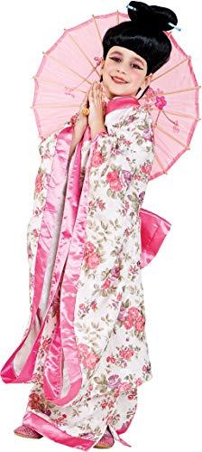 chiber Disfraces Disfraz de Japonesa para Niña (6 años)