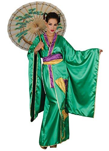 chiber - Disfraz Kimono Verde