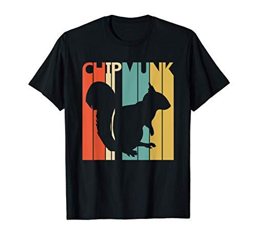 Chipmunk - ardilla lindo divertido Camiseta
