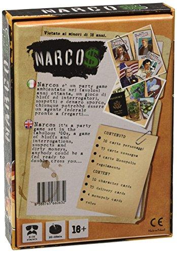 CosplaYou nar01–Juegos Narcos