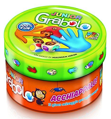 DaVinci Editore- Juegos educativos, Color Naranja, 8032611693489