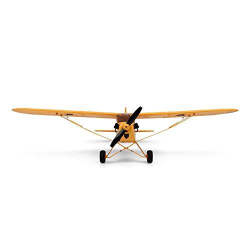 DBXMFZW 3D / 6G 5-Canales Control Remoto sin Cepillo Aviones 2.4G Radio RC Glider 3-Eje/Gyroscopio de 6 Ejes RC Avión Interior y al Aire Libre RC Jet JETOS Regalos para niños y niñas Principiantes
