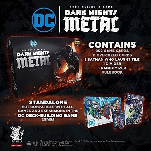 DC Comics Deck-Building Game: Dark Nights: Metal