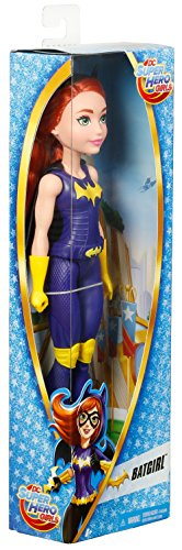 DC Super Hero Girls - Batgirl, muñecas Entrenamiento (Mattel DMM26)