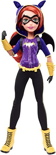 DC Super Hero Girls Muñeca superheroína Batgirl (Mattel DLT64)