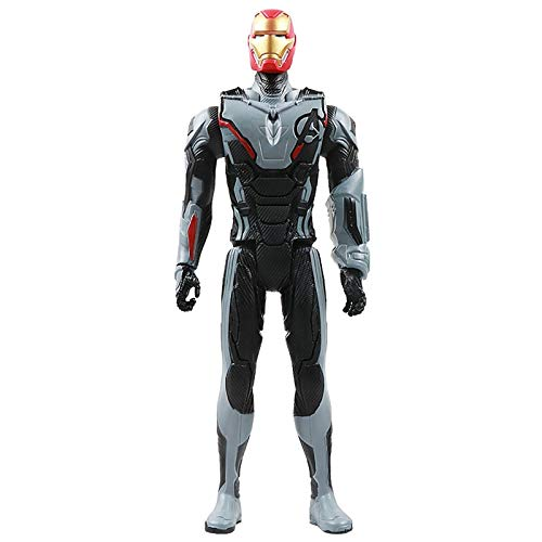 DEERO 30cm Marvel Superhéroes Vengadores Endgame Thanos Hulk Capitán América Thor Lobezno Venom Figuras De Acción De Juguete Muñeca para Chico (J no Box)