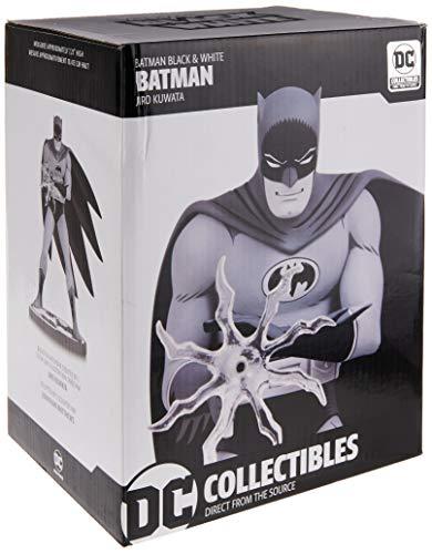 Diamond- b&w Black and White by Jiro kuwata Estatua Batman Universo DC, Color (DIADC180605) , color/modelo surtido