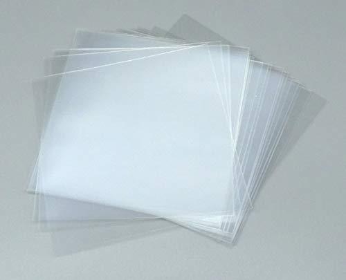 docsmagic.de Etherfields Full Premium Card Sleeves Bundle 29 Packs 63.5 x 88 & 100 x 100 - 1450 Fundas