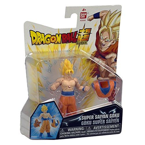 Dragon Ball Super - Figura Goku Super Sayan (Bandai 35841)