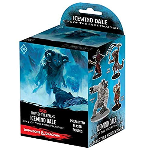 Dungeons & Dragons D&D Icons of The Realms: Icewind Dale: Rime of The Frostmaiden (Booster)