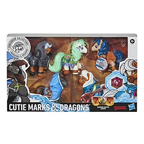 Dungeons & Dragons- My Little Pony Cutie Marks and Dragons (Inglés), Color (E9736E48)