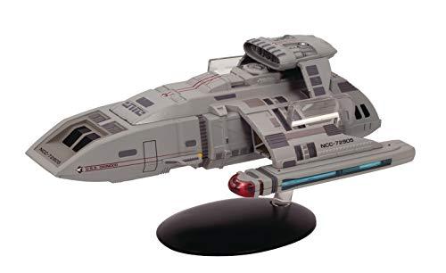 Eaglemoss Star Trek The Official Starship Collection: Runabout [U.S.Orinoco] réplica de Barco Especial de 8 Pulgadas
