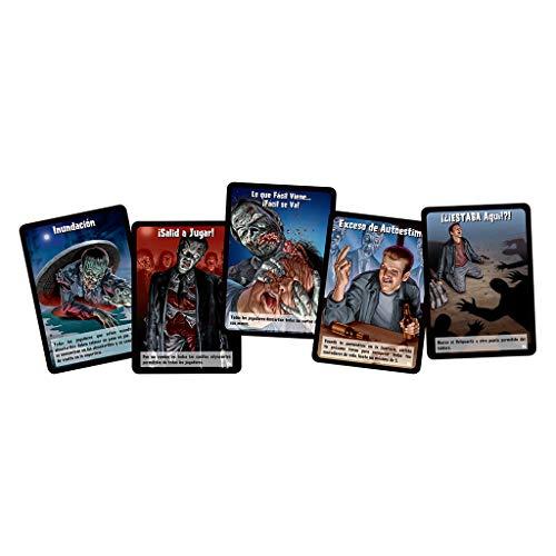 Edge Zombies!!! 6: A Dos Metros Bajo Tierra, Juego