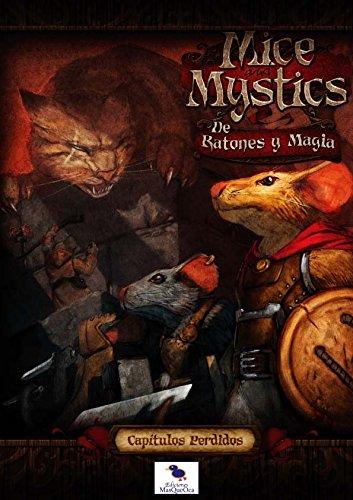 EDICIONES MÁS QUE OCA Mice & Mystics - DE Ratones Y Magia (CAPÍTULOS Perdidos)