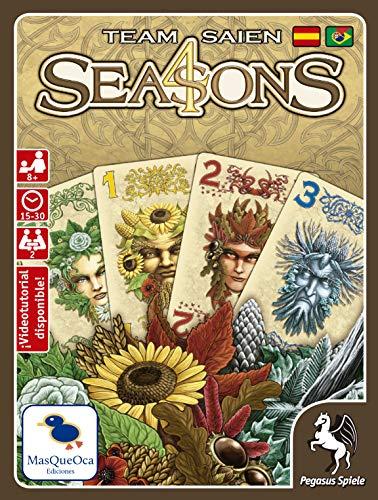 Ediciones MasQueoca - 4 Seasons (Español)(Portugués)