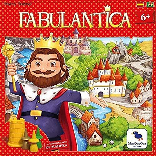 Ediciones MasQueoca - Fabulantica (Español)(Portugués)
