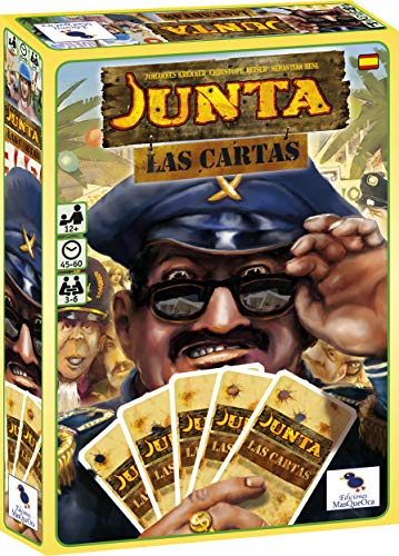 Ediciones MasQueoca - Junta: Las Cartas (Español)