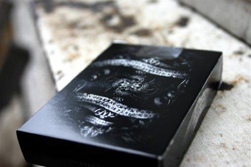 Ellusionist Cartas Arcane Negras