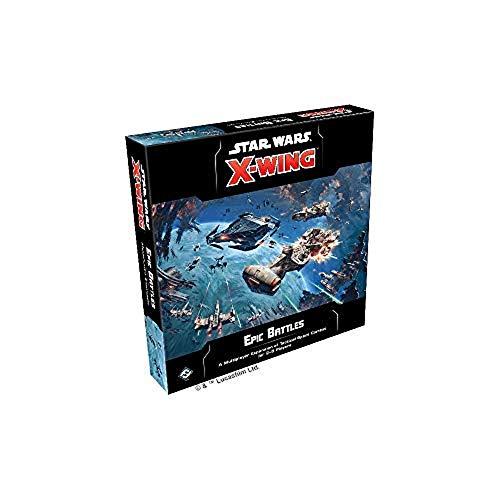 Fantasy Flight Games FFGSWZ57 Star Wars X-Wing 2ª edición: Epic Battles Expansión multijugador, Colores Variados
