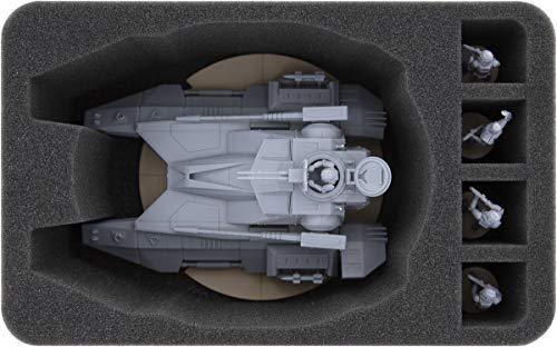 Feldherr Storage Box FSLB150 Compatible con Star Wars: Legión - República Galáctica