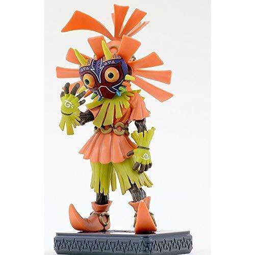 Figura de Zelda Legend of Zelda Majoras Mask 3D Limited-Edition Bundle - Nintendo Action Figures Anime PVC brinquedos Collection Model Toys