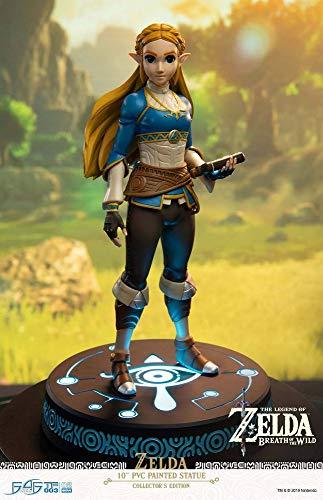 First 4 Figures- Zelda Figura Coleccionable (BOTWZC)
