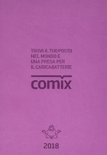 Franco Cosimo Panini Editore 53401 Comix - Agenda estándar 2017, 16 meses. Modelos surtidos