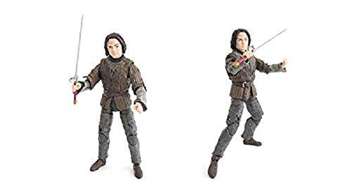 Funko 4108 - Juego de Tronos Serie 2 Arya Stark Legacy Collection, 15 cm, Figura de acción - Figura Arya Stark 15 cm