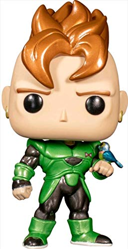 Funko Pop! 39946 Dragon Ball Z S7 Android 16 Metallic Exclusive Limited Edition #708