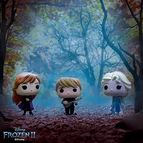 Funko- Pop Disney: Frozen 2-Elsa Figura coleccionable, Multicolor (40884)