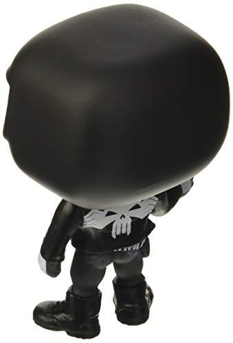 Funko - Pop! Marvel: Marvel Venom S3 - Punisher Figura Coleccionable, Multicolor (46453)