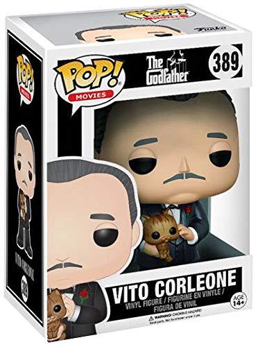 Funko - POP! Vinilo Colección El padrino - Figura Vito Corleone (4714)