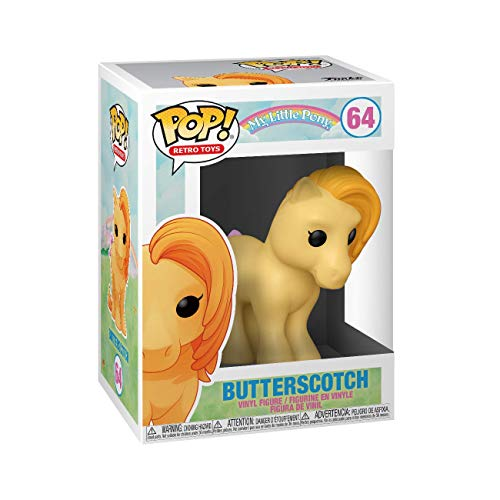 Funko- Pop Vinyl My Little Pony Butterscotch Juguete Coleccionable, Multicolor (54308)