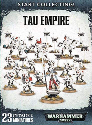 Games Workshop 99120113055 - Caja de Inicio de Warhammer 40.000, Imperio Tau