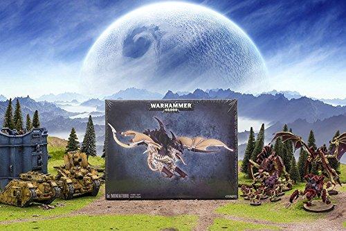 Games Workshop-Figura de acción Warhammer 40K Tyranid Harpy (99120106024)