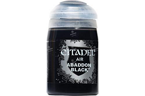 Games Workshop Warhammer 40k Citadel Air Abaddon Black