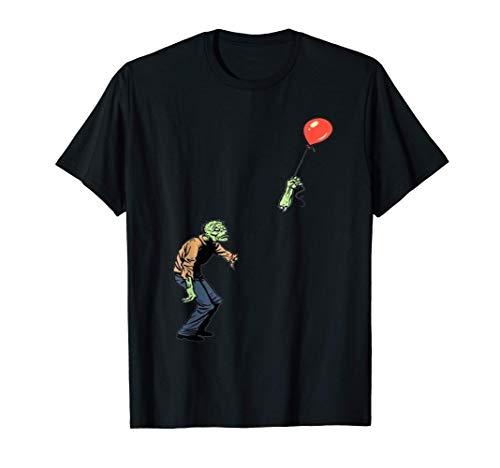 Globos de cumpleaños zombie,fiesta de regalo niños zombie Camiseta