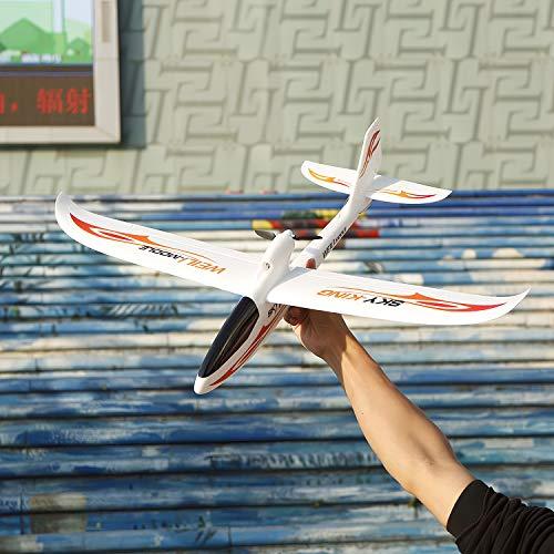GoolRC WLtoys F959 Rey SKY-G 2.4 3CH control de radio del rtf RC Avión Jet Rojo / Verde