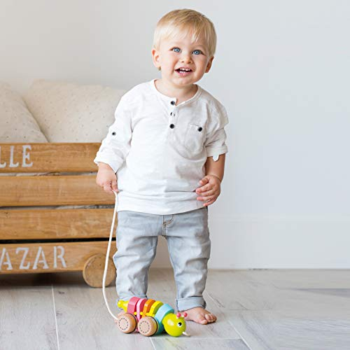 Goula - Gusanito arrastre - Arrastre preescolar a partir de 12 meses