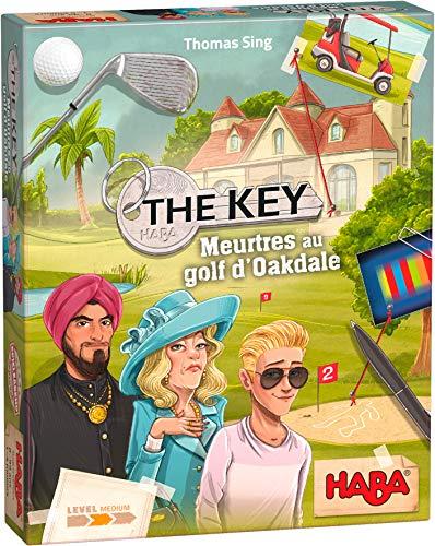 HABA- The Key - Muertes de Golf de Oakdale, 305611
