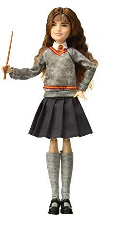 Harry Potter Muñeca Hermione Granger de la colección de Harry Potter (Mattel FYM51)