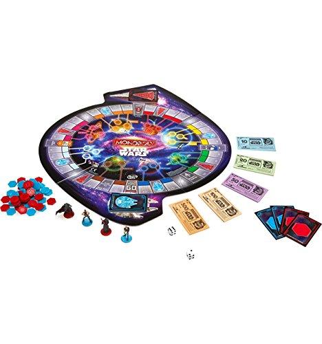 Hasbro Francia–Juego–Monopoly (versión en francés)
