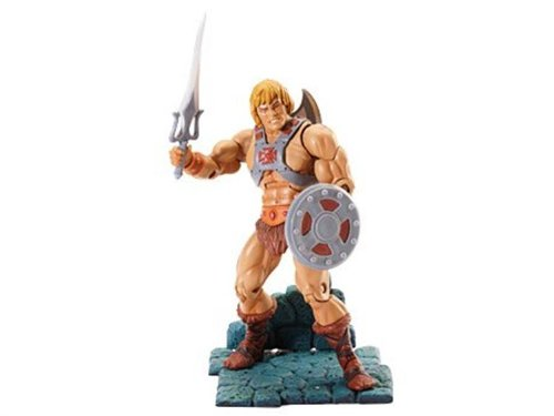 HeMan Masters of the Universe Classics Castle Grayskull Diorama & Stands For 6 Inch Figures! 5 Display Stands by Mattel by Mattel