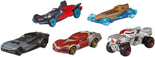 Hot Wheels DXN59 DC - Juguete de la Liga de la Justicia Universo