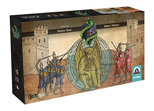 Invedars Cthulhu Crusades, Multicolor (655302823224-0)